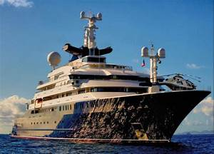 10 Luxury Superyachts Owned By Famous People Yacht