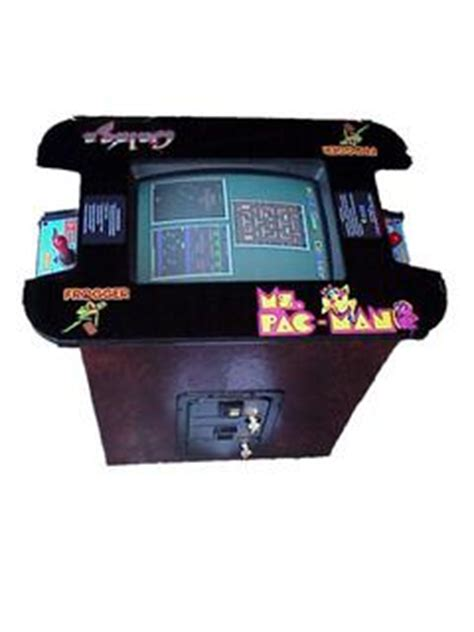 Galaga Arcade Machine Cheats by Ms Pacman Galaga Frogger Classic Combo Videogame By
