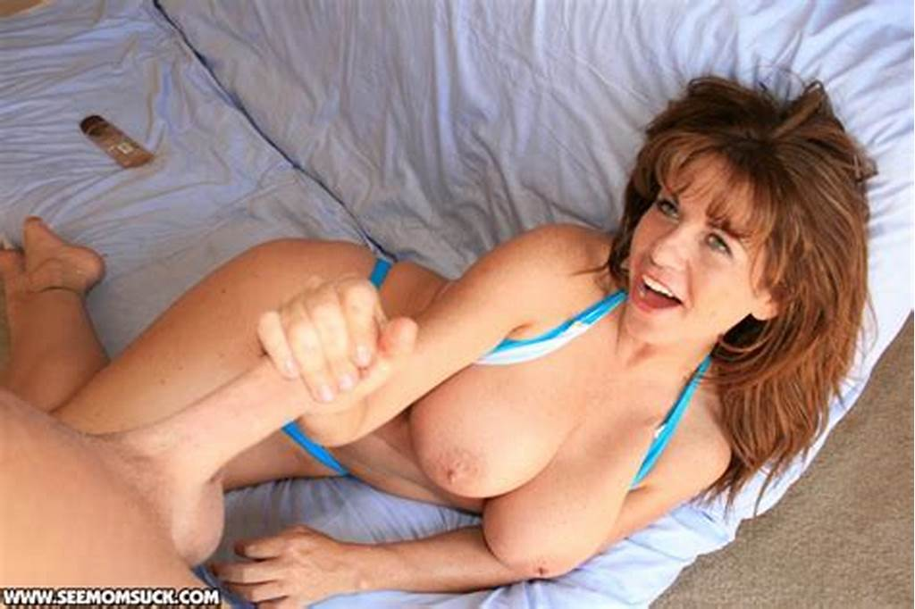 #Lascivious #Milf #With #Big #Tits #Sucks #A #Big #Cock #And #Gives #A