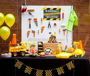 Photos: 4 Year Old Boy Birthday Party, - Homemade Party Decor