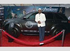 Acura NSX Roadster at The Avengers Premiere