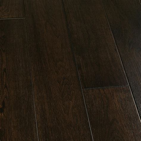 hardwood flooring widths malibu wide plank hickory wadell creek 3 8 in thick x 6 1 2 in wide x varying length click