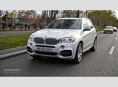 2014 BMW X5 M50d Test Drive by autoevolution autoevolution