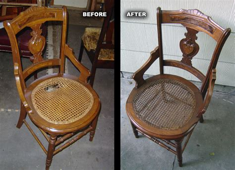 Recane A Chair Seat by Dan Alleger Custom Woodworking New Orleans La Custom