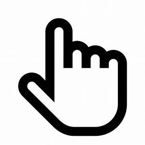 Finger Icon Png | www.pixshark.com - Images Galleries With ...