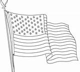 Flag Coloring Printable Pages Outline American Drawing Flags Usa Wave Sheets Sheet Bestcoloringpagesforkids Template Coloringfolder Templates Drawings Colors Outlin Paintingvalley sketch template
