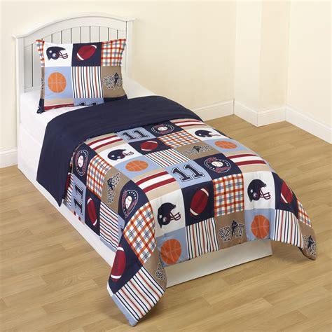 crb sports twin comforter set