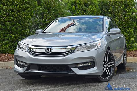 Honda Accord 2016 Review by 2016 Honda Accord V6 Touring Review Test Drive