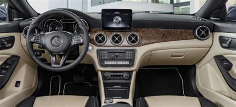 mercedes benz cla sedan release date colors price