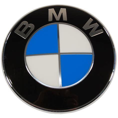 bmw emblem motorhaube original bmw emblem 2x t 252 lle pp914v282w