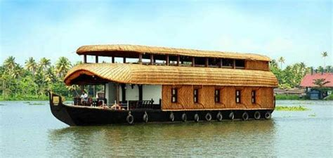 Kerala Boat House Tour by Alappuzha Houseboats Alappuzha Boat House Tour
