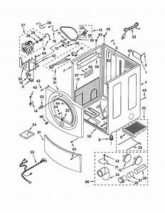 Wiring Diagram For Kenmore Elite Electric Dryer
