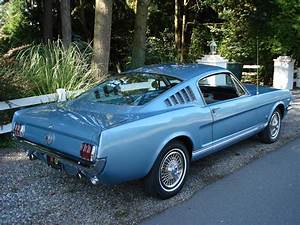 1965 FORD MUSTANG GT FASTBACK - 61405