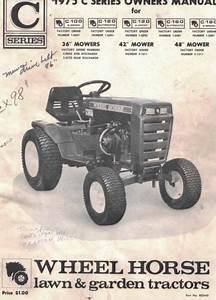 Tractor 1975 C-120 Om Wiring Pdf - 1973-1977