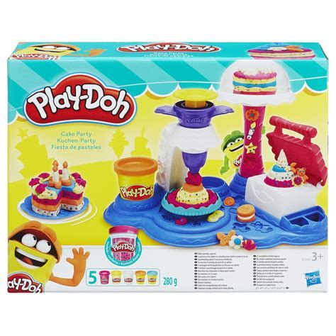 Play Doh Cake Party Play Set NEW   eBay