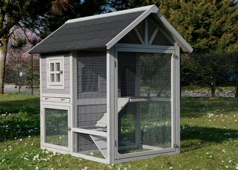 home pas cher chatterie pour chat s maison a chat s house animals 100 sapin de finlande animaloo