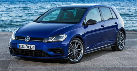 2019 Volkswagen Golf R by 2019 Volkswagen Golf R Golf R Special Edition Pricing And