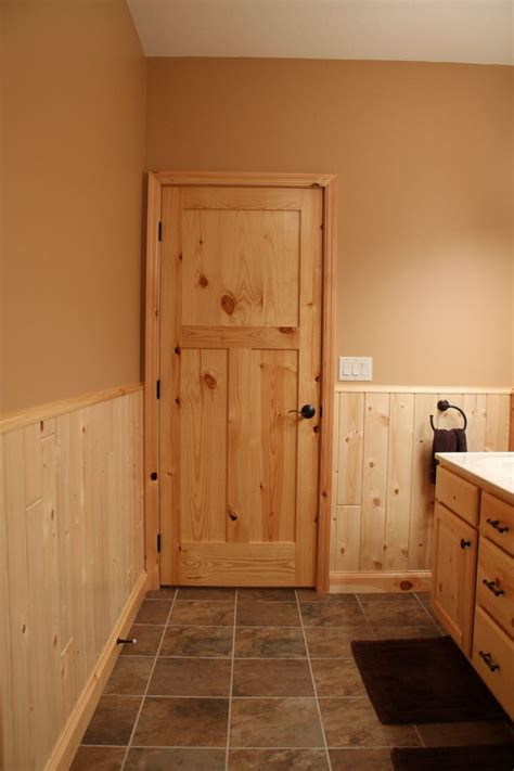 bathroom planning ideas the charm and of knotty pine interior doors blogbeen