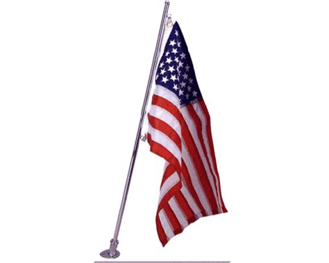Boat Flags Pole by Boat Flag Pole Car Bike And Boat Flagpoles Flagpoles