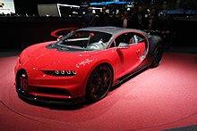 Bugatti Chiron Wikipedia