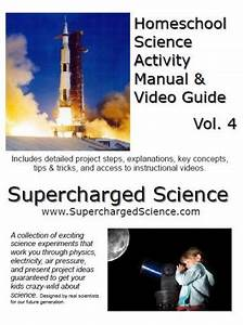 Free Homeschool Science Activity Manual   Video Guide