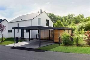Gerätehaus Metall Flachdach : carport flachdach metall uninorm technic ag ~ Michelbontemps.com Haus und Dekorationen