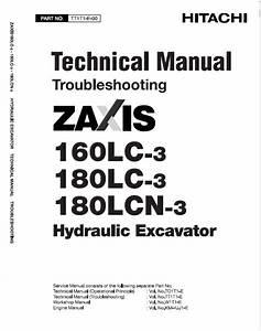 Hitachi Zaxis 160lc