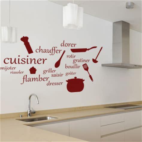 pochoir cuisine stickers cuisinier achetez en ligne