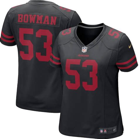 womens san francisco ers custom game jersey nfl