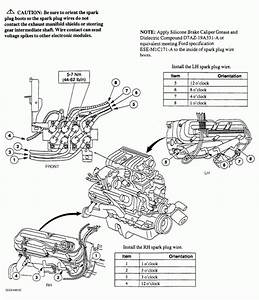 2002 Ford Explorer Firing Order