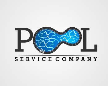 Swimming Pools Logo Design Hiretheworld