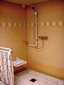 Barrierefreie Dusche Nachträglicher Einbau : behindertengerechte dusche eckventil waschmaschine ~ Michelbontemps.com Haus und Dekorationen
