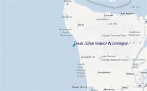 Destruction Island Washington Tide Station Location Guide