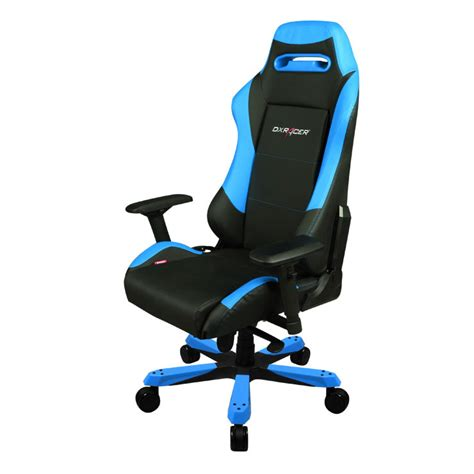 siege gamer pc dxracer iron is11 bleu oh is11 nb achat vente
