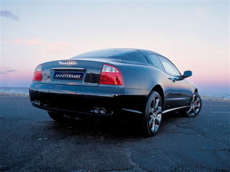 2004 Maserati Coup 90th Anniversary Edition Review