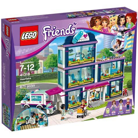Lego Friends Sets 41318 Heartlake Hospital New