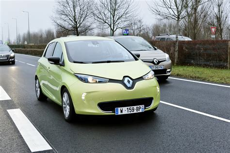 renault china renault to test autonomous zoes in chinese city