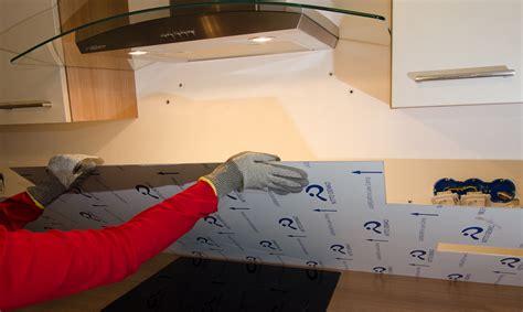 une credence de cuisine comment installer une crédence en métal steel mag