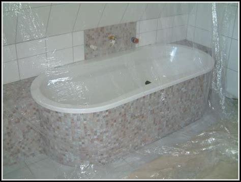 Mosaik Fliesen Badewanne  Fliesen  House Und Dekor