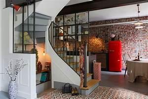 verrieres et etageres de style indus industriel With creer plan de maison 14 ateliers deco mlb