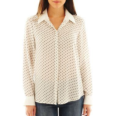 jcpenney plus size blouses 17 best images about trend we contrast collars on