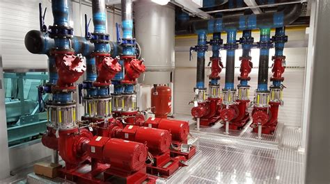 environmental air systems central utility plants