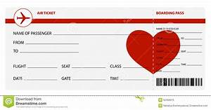28 images of plane ticket template for gift leseriailcom With flight ticket template gift