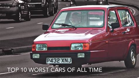 Top 10 Worst Cars Of All Time Youtube