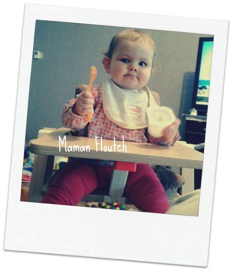 quand mettre bébé dans chaise haute la chaise haute supaflat chez les floutch maman floutch pour mamans parents