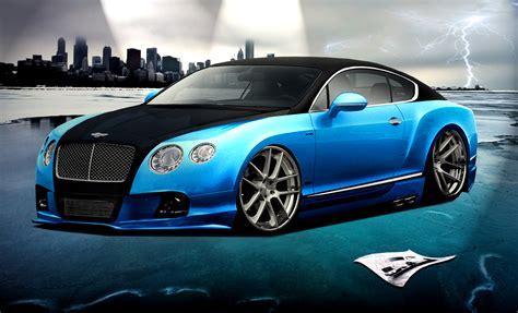 Bentley Continental Gt W12 Le Mans Edition By Speedyjayw