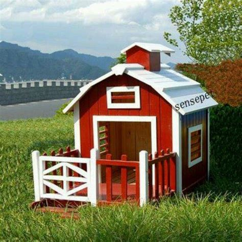 dog house red barn dog house diy cool dog houses dog
