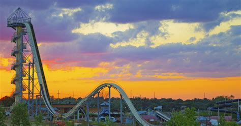 The Usa's Best Water Park Attractions