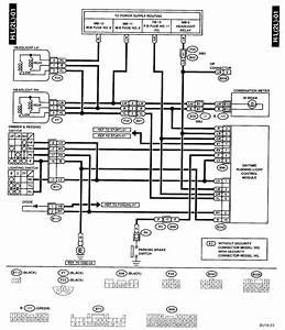 2005 Subaru Outback Headlight Wiring Diagram