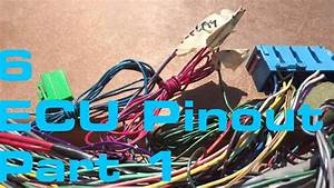 6  Ecu Pinout 1  2 - Wiring Harness Series